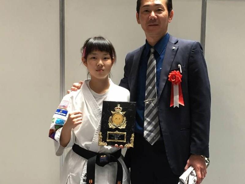 2019年度JKJO全日本ジョニア空手道選手権大会(祐心会取材)
