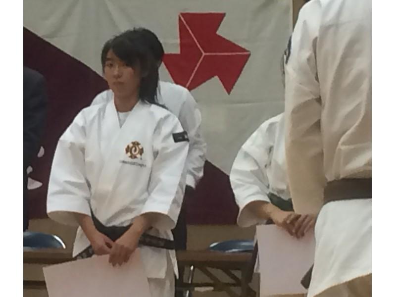 2019年少林寺拳法の高校新人大会