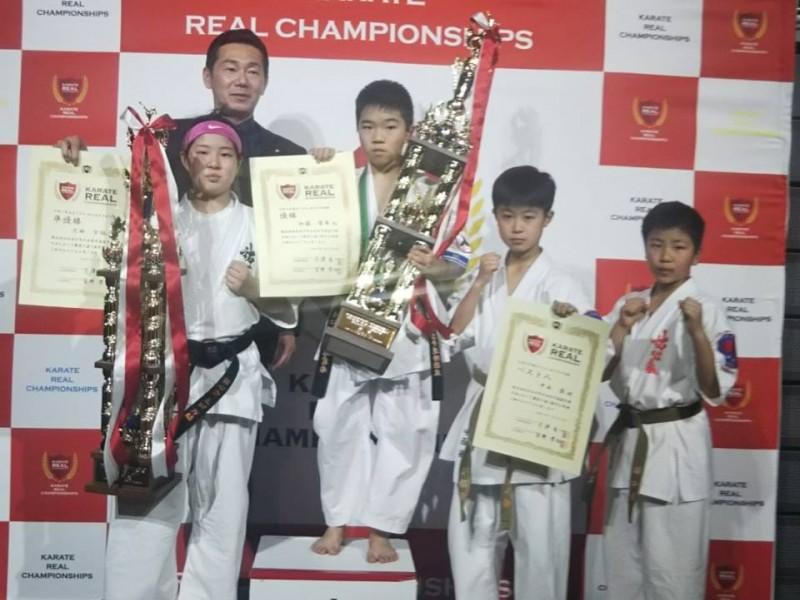 第5回リアルチャンピオンシップ全日本空手道選手権について