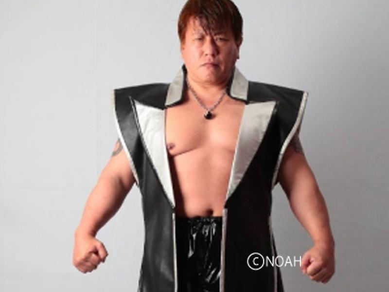 齋藤彰俊選手(NOAH)と一宮の武道家が団体の垣根を超えてタッグを組む。